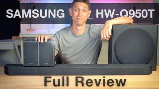 Samsung HW-Q950T Soundbar Comprehensive Review