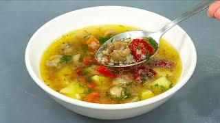Когда мне хочется ОСОБЕННО ВКУСНОГО грибного супа готовлю один из ЭТИХ ТРЕХ РЕЦЕПТОВ