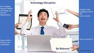 Gambar cover IT Jobs and Disruptive Technologies