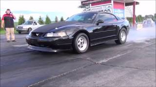 Coyote Swapped 2000 Mustang GT - 9.17@150