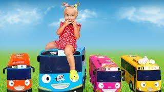 Ева и новые серии про игрушки для детей