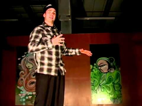 "Poppin John SBK LXD teaches Waving concept ""Creating Space"""