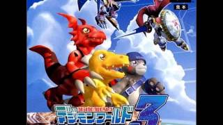 Digimon World 3 Battle Theme Extended (Highest Quality Rip + Download)