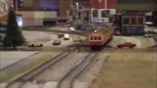 鉄道模型 国鉄72・73形通勤電車旧仙石線色