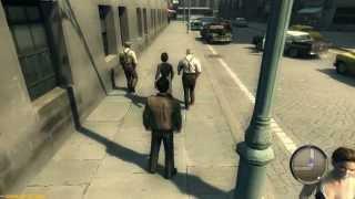 Mafia 2 - Свободная игра - драки и перестрелки