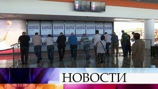 С 8 июля вступает в силу запрет на авиасообщение между Россией и Грузией.