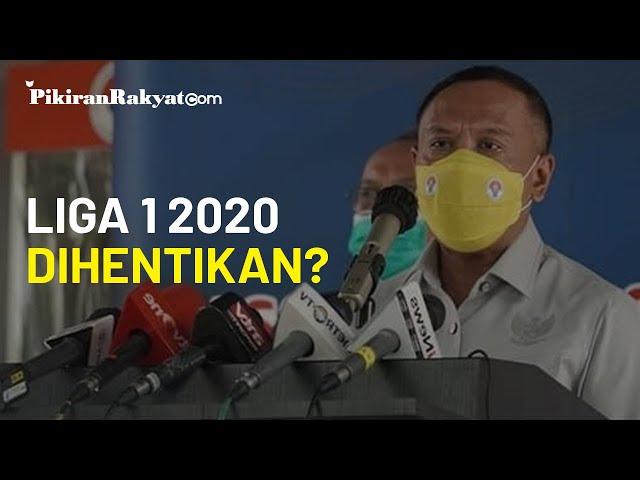 Jika tak Bisa Digelar November, Ketum PSSI Iwan Bule Isyaratkan Liga 1 2020 Dihentikan
