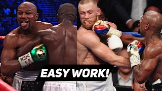 10 Easiest Floyd Mayweather Opponents