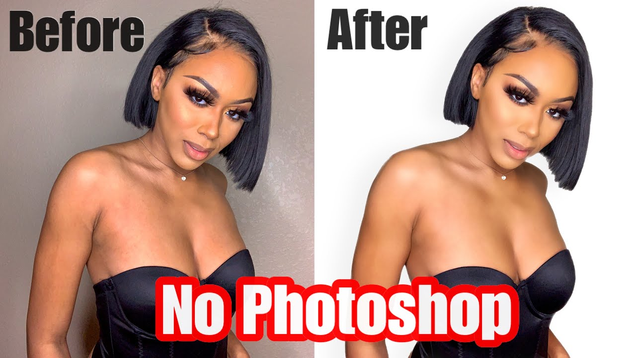 HOW TO CHANGE PHOTO BACKGROUND | NO PHOTOSHOP | EASY PHOTO EDIT TUTORIAL
