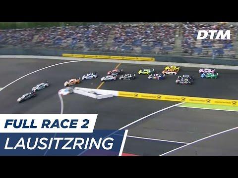 DTM Lausitzring 2017 - Race 2 (Multicam) - RE-LIVE (English)
