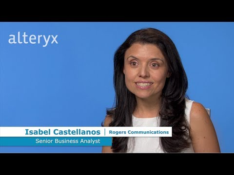 Isabel Castellanos, Rogers Communications