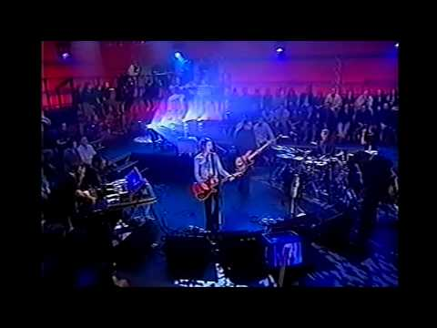 Sneaker Pimps - Flowers and Silence (Live on Boxed Set) HD