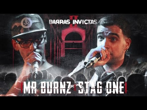 Liga Knock Out Apresenta: Mr Burnz vs $tag One (Barras Invictas 2)