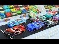 Cars 3 : Team Piston Cup Race! - StopMotion