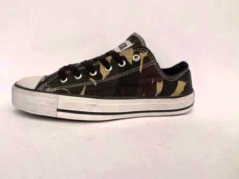 4f7d531968ae40 Sepatu Converse Army Terbaru Say... - YouTube