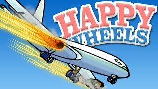 Plane Crash Levels   Happy Wheels Episode 12