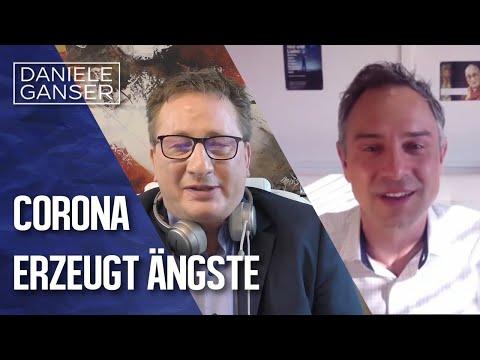 Dr. Daniele Ganser im Gespräch: Corona erzeugt Ängste (Cashkurs 1. März 2021)