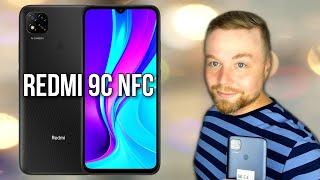 Xiaomi RedMi 9C NFC - ХОРОШИЙ БЮДЖЕТНЫЙ [Честный Обзор]