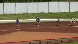 Ильфат Садеев та Ігор Зразків, забіг 200 м