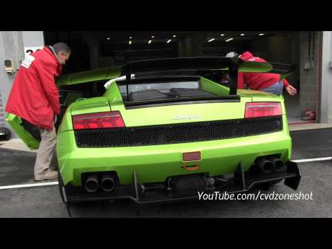 dB Test: Lamborghini Gallardo LP570-4 Super Trofeo