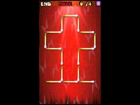Move The Matches Puzzles Episode 1 Level 100