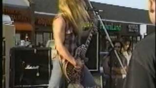 "Zakk Wylde - ""Sweet Home Alabama"" - 7-10-93 - Novi, MI"