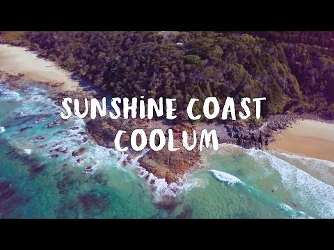 LOST IN COOLUM! - SUNSHINE COAST QUEENSLAND AUSTRALIA