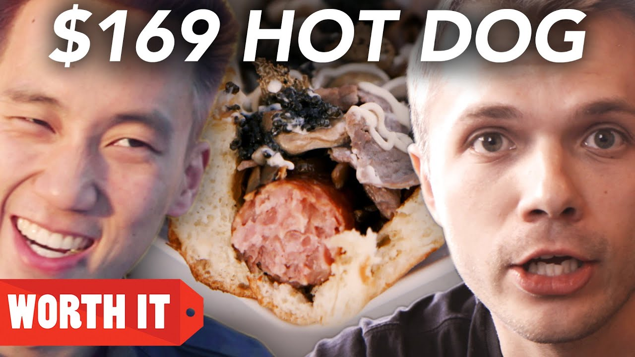 Most Expensive Hot Dog Buzzfeed