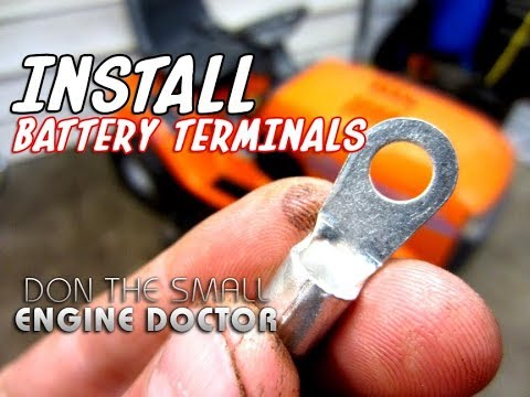 How-To Install Battery Terminals That Will Never Come Off!