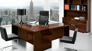 Executive Office Furniture Sets Designs