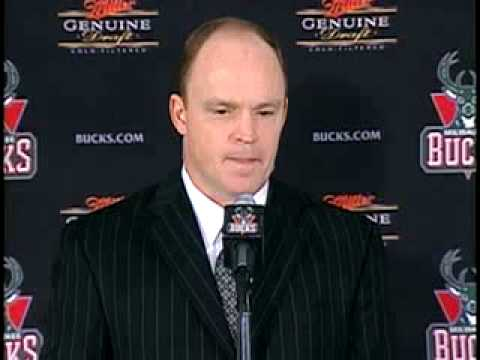 Nov. 1/08 - Raps/Bucks - Scott Skiles