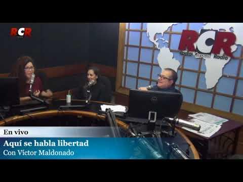 RCR750 - Aquí se habla libertad   Viernes 25/05/2018