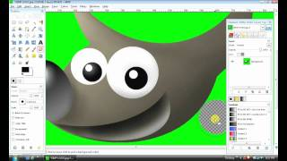 GIMP Tutorial-How to Make Pictures Transparent