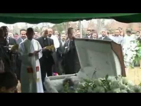 James Abraham Pullanappally Burial Service on Dec. 10, 2012 - Part 3- MP4