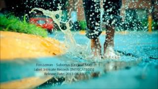 Fon Leman - Subortus (Original Mix)