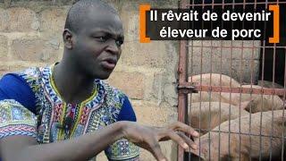 Burkina Faso : Il rêvait de devenir éleveur de porc