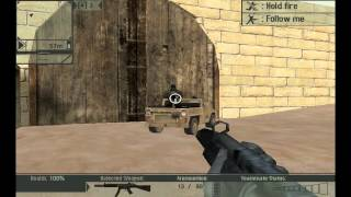 Navy Seals Gameplay and Commentary