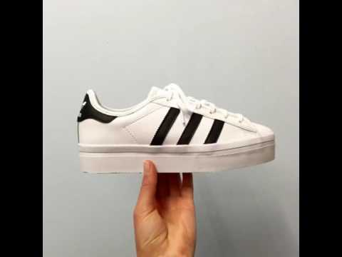Adidas SUPERSTAR RIZE W ORİGİNALS