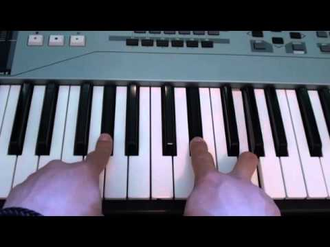 How to play Wild Ones on piano (Easy Version) - Flo Rida ft . Sia
