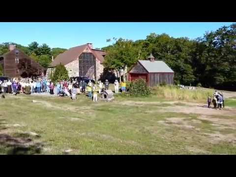 Annisquam Village Church Devoted Footsteps 2016 The Cove or the Tavern