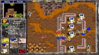 Warcraft 2 Battle.net Edition : Gameplay Human
