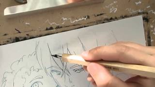 Art Tip: Frixion Pens for sketching