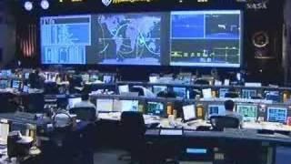 STS-123 Space Shuttle Endeavour Landing - Deorbit Burn
