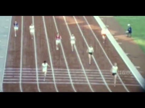 Tokyo 1964 [Betty Cuthbert]  400m (Amateur Footage)