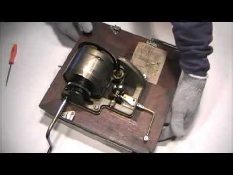 Victor Two Spring Motor Rebuild Part 1 Youtube
