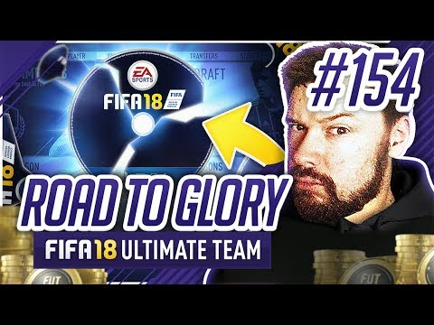 BROKEN GAME MECHANICS! - #FIFA18 Road to Glory! #154 Ultimate Team