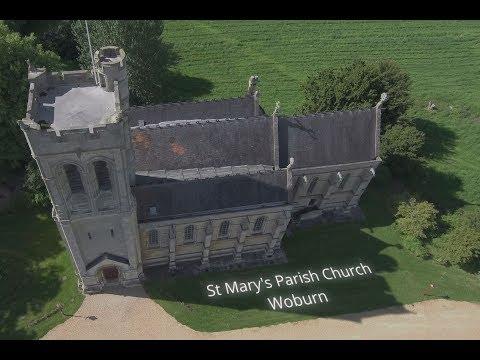 St Mary's Parish Church, Woburn
