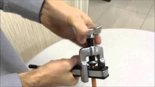 Aprenda a flangear um tubo de cobre!