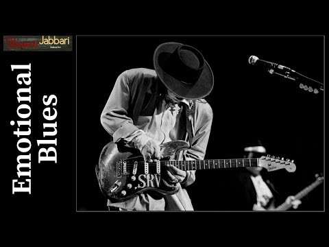 Emotional Blues Music - Youness Jabbari | Vol4 2017