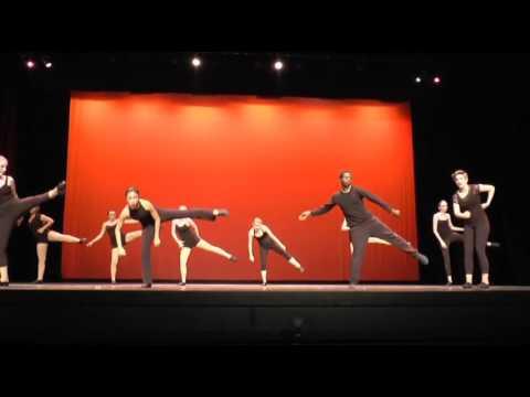 Crazy  2014 Susan Barnes Dance Recital, Evening Performance